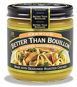Better than bouillon chicken