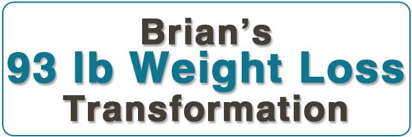 brians 93lb weight loss transformation orlando fl