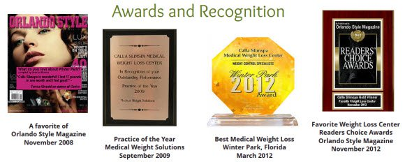 best weight loss center orlando calla slimspa awards