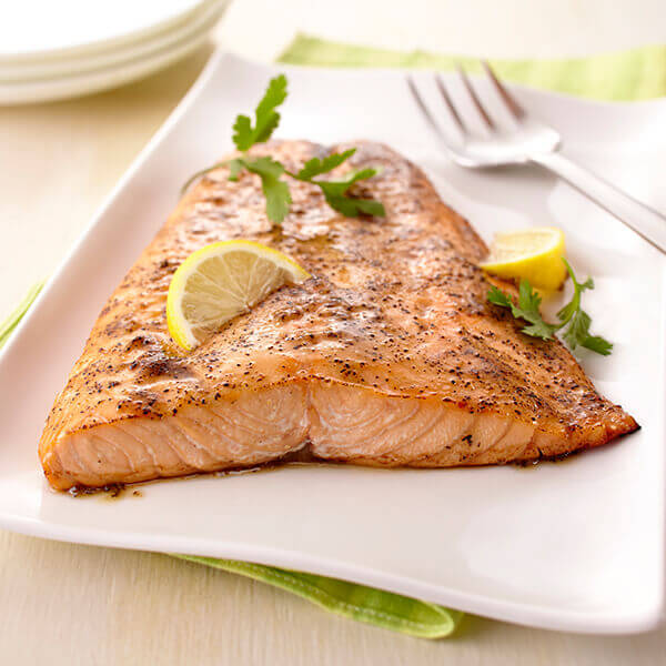 lemony salmon recipe